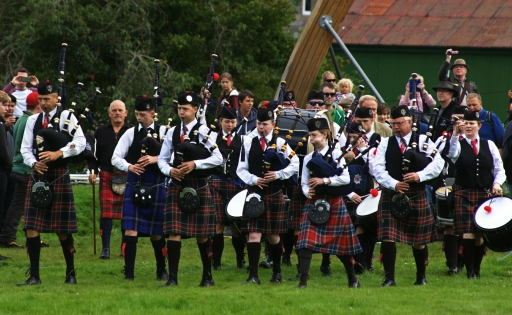Doune Pipe Band